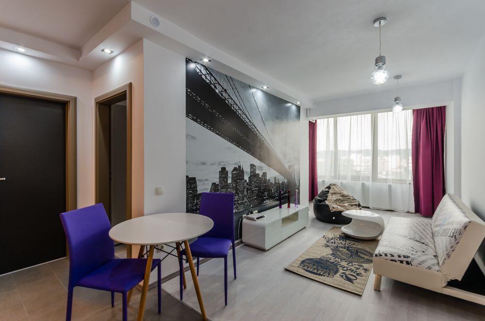 Apartament modern, renovat, 2 camere, lift, Doamna Stanca