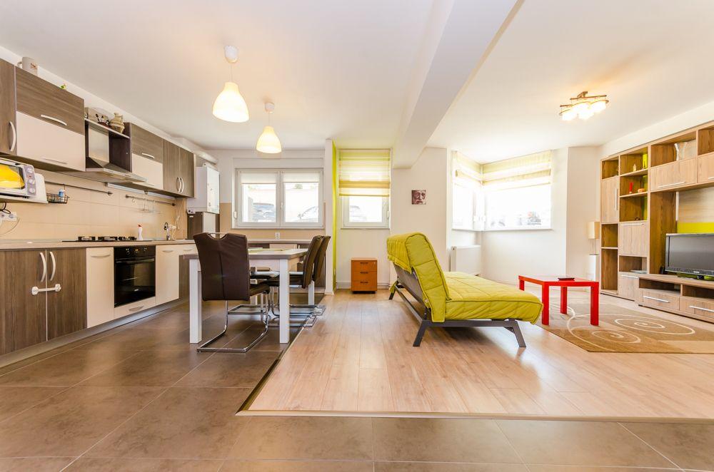 Apartament 3 camere mobilat, 81mp, bloc nou, parcare, Padurea Dumbrava