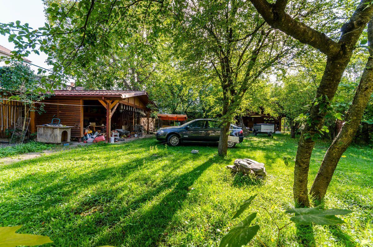 Casa singur in curte, 980mp teren, P+1E, 264mp utili, Sub Arini