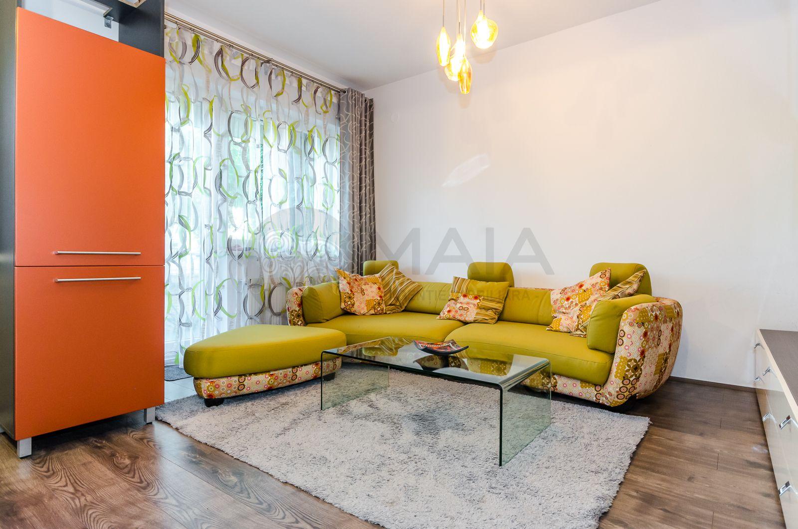Apartament 3 camere, bloc nou, parter, gradina, 100mp, Sub Arini