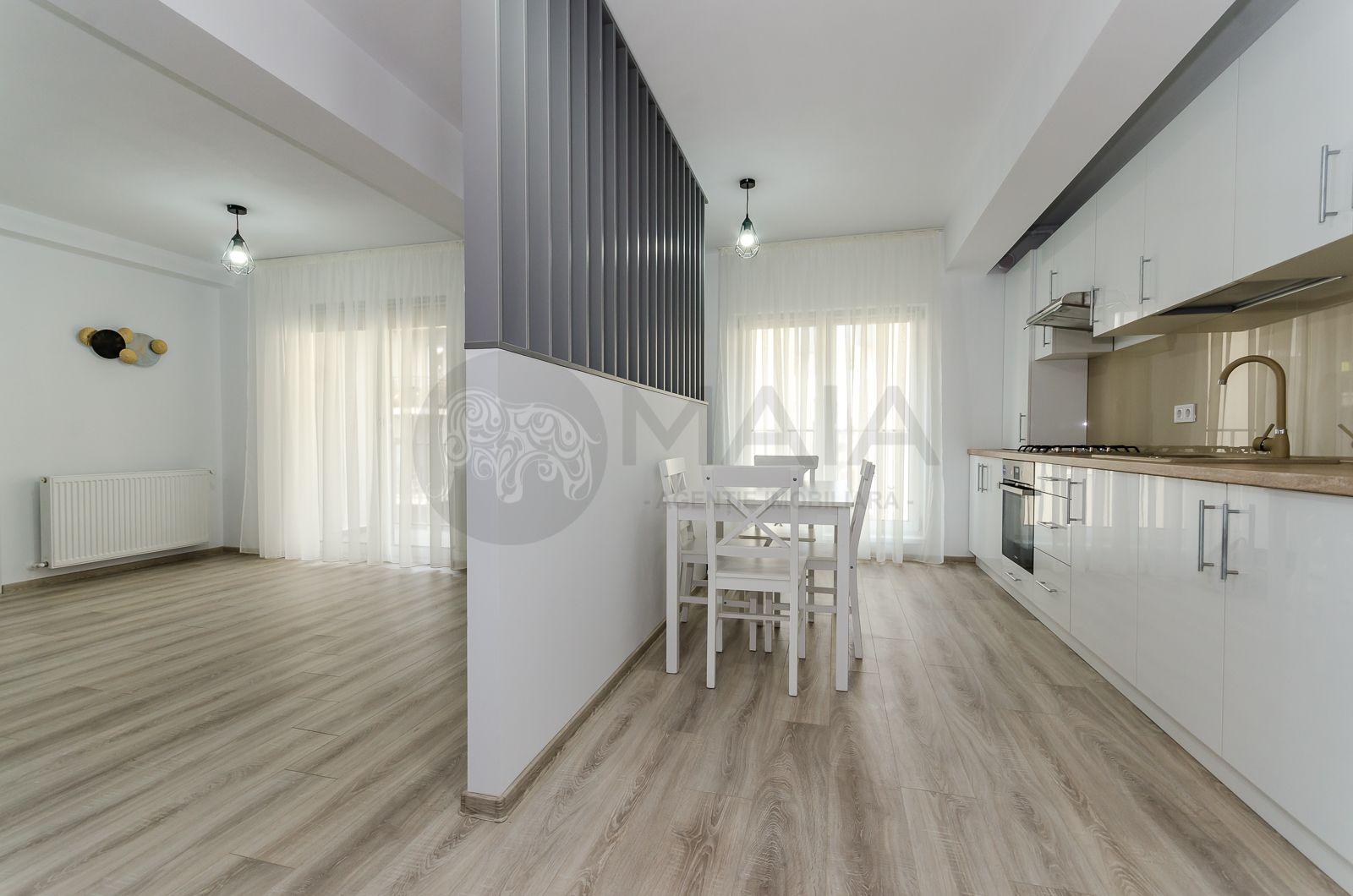 Apartament 3 camere, 2 bai, et.1, totul nou, parcare, Arhitectilor