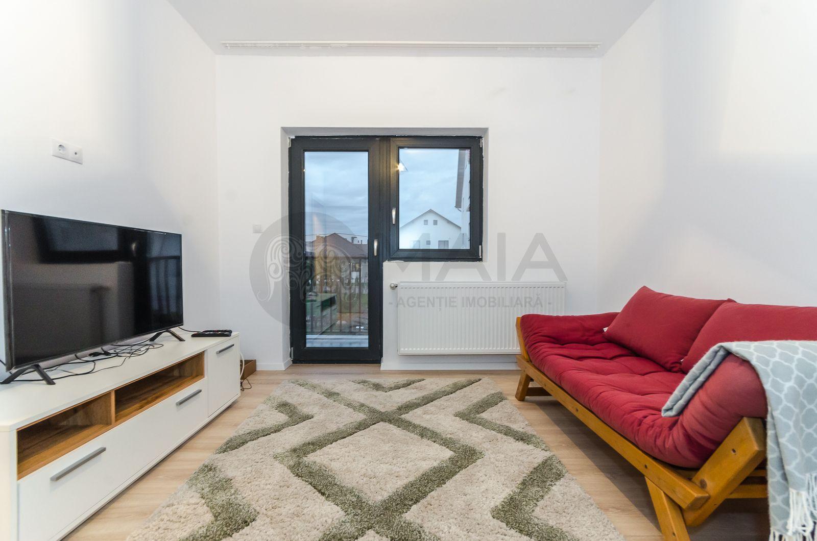 Apartament 2 camere, totul nou, prima inchiriere, parcare, Selimbar