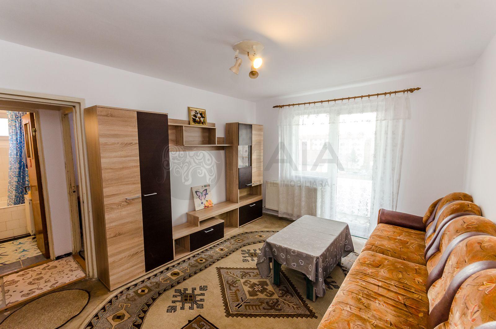 Apartament 2 camere sd, 48 mp, balcon, mobilat si utilat, zona Mihai Viteazu