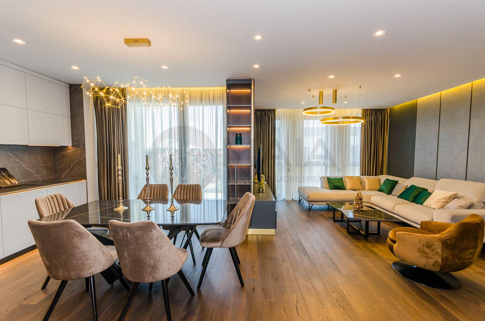 Apartament 3 camere de LUX - Calea Dumbravii - Sub Arini