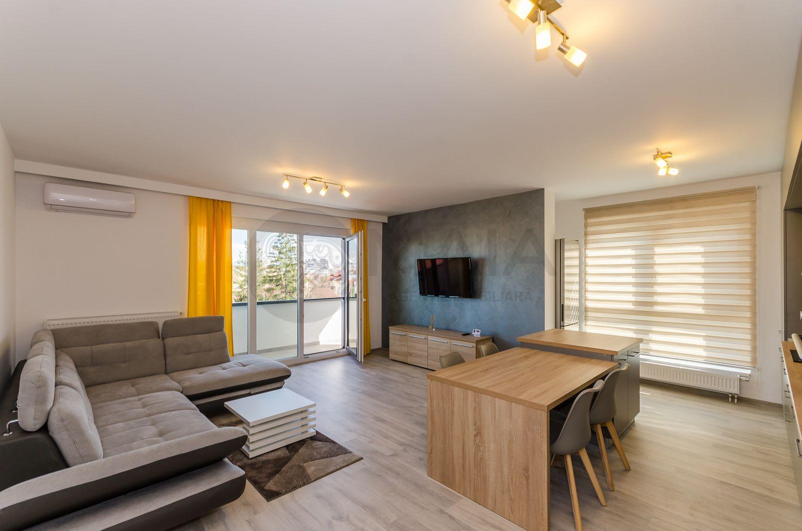 Apartament 3 camere NOU, prima inchiriere,lift, garaj, Calea Dumbravii